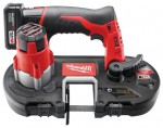 Buy Milwaukee M12 BS-0 band-saw hand saw online