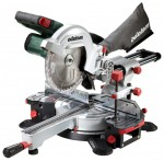 Buy Metabo KGS 18 LTX 216 5.2Ah x2 table saw miter saw online