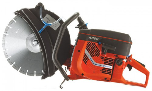 Buy Husqvarna K 960-14 power cutters saw online, Characteristics and Photo