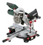 Buy Metabo KGS 216 M table saw miter saw online