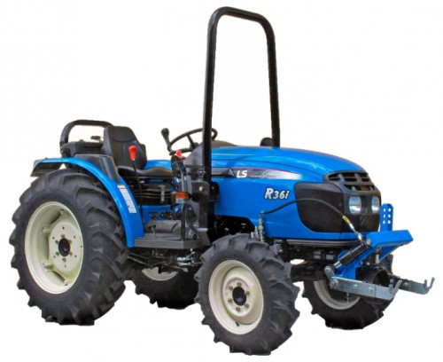 Buy LS Tractor R36i HST (без кабины)  online, Characteristics and Photo