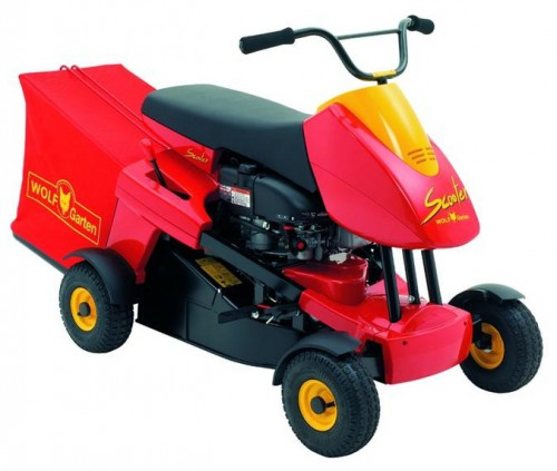 Buy Wolf-Garten Scooter SV 4 garden tractor (rider) online, Characteristics and Photo